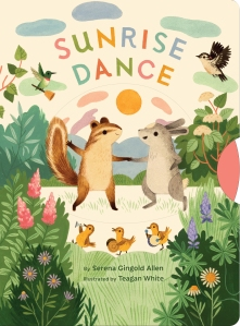 Cover for Sunrise Dance by Serena Gingold Allen